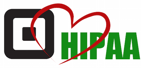 Square Heart HIPAA