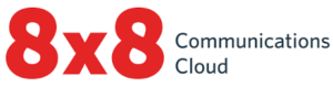 8x8 Communications Cloud logo