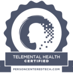 Telemental Health Certification Badge