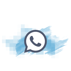 icon of phone in a speech bubble