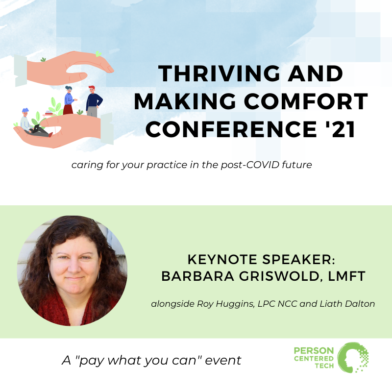 thriving and making conference event 2021